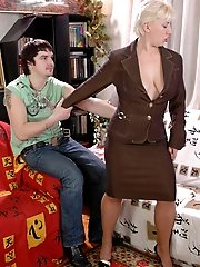 Penny&Adam boy and kinky mom