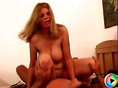 Pussy hungry boy seduced an awesome looking MILF!